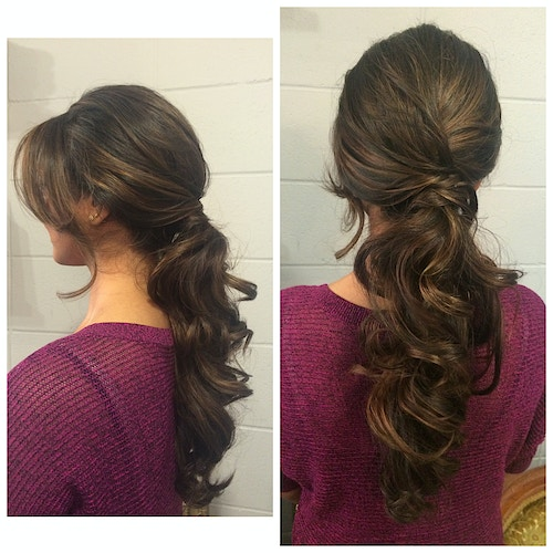 Event Hair And Makeup - Lauren Jane Berquist