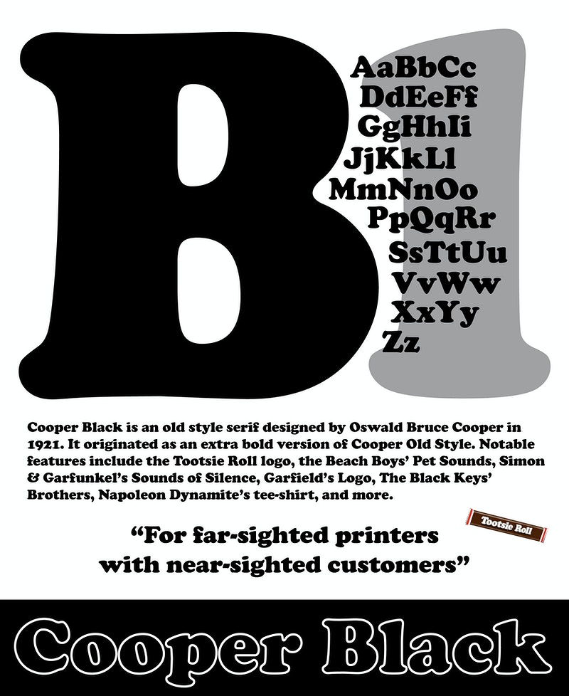 Typeface Advertisement - Becca Magrino I Photographer
