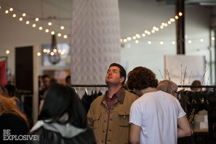 Thread At Union Market - BeExplosive.com
