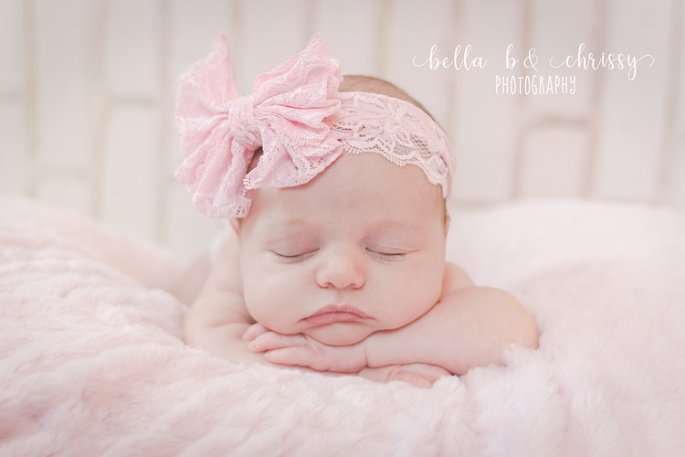 Newborn First Year - Bella B & Chrissy Photography