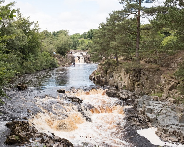 Lower Force Waterfall, County Durham - Ben Anderson