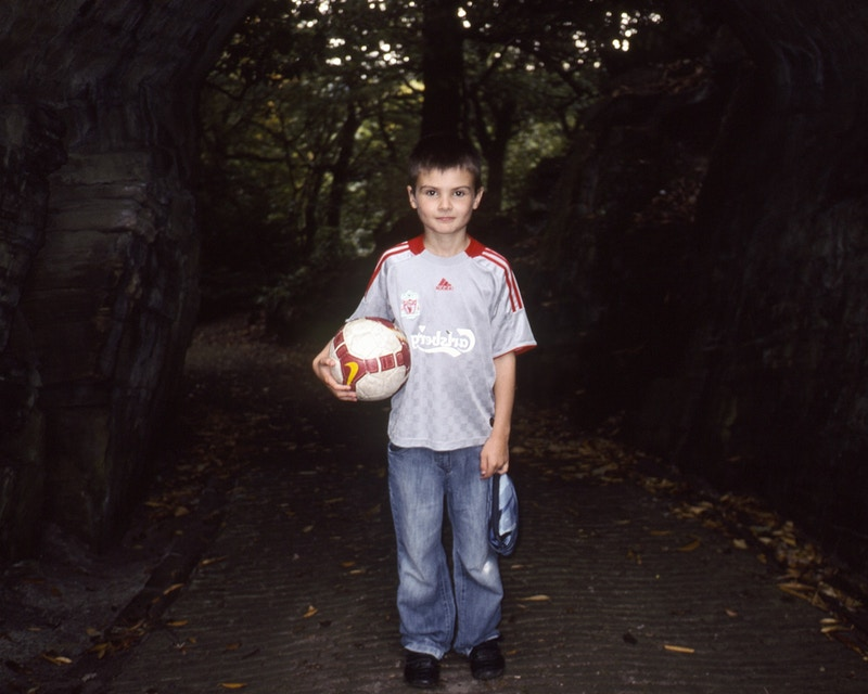 Jacob, Beaumont Park - Ben Anderson