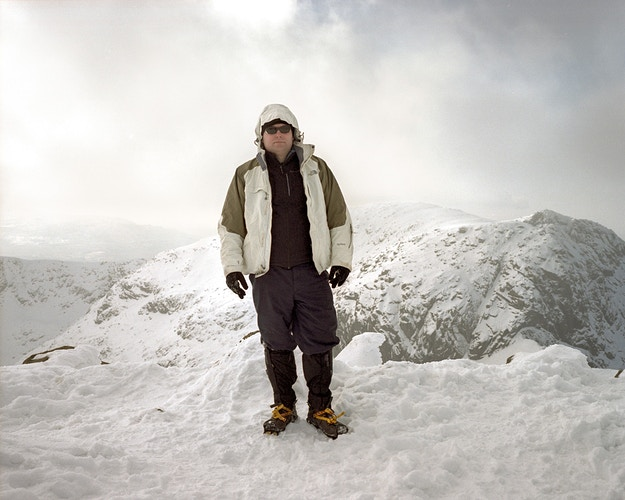 Vern, Scafell Pike - Ben Anderson