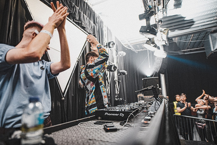 2019 New Year Patrick Topping Alan Fitzpatrick - Ben Glasgow