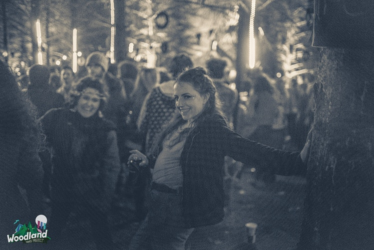 Woodland Dance Project - Ben Glasgow