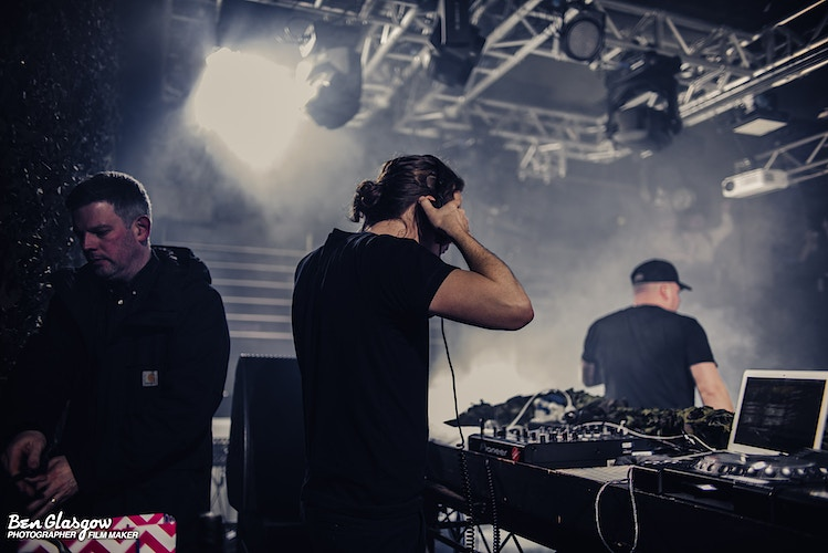 Noisia Guests - Ben Glasgow