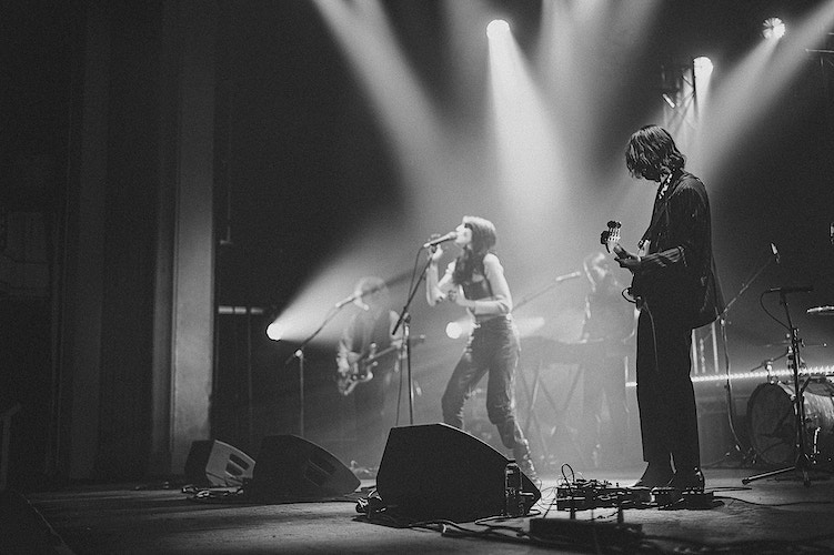Live In Leith Feat Ninth Wave Lucia And The Best Boys - Ben Glasgow