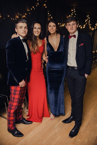 St Georges School For Girls Leavers Ball - Ben Glasgow