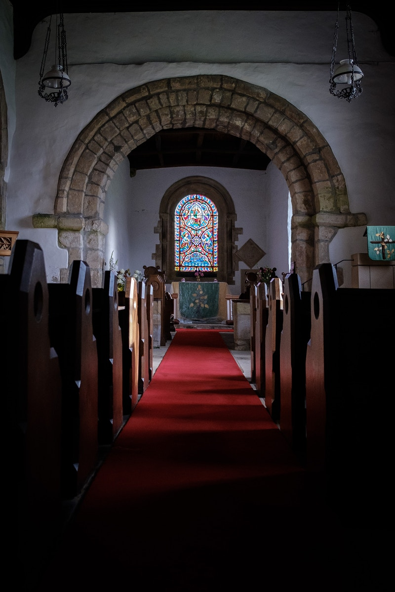 Edlingham Church - Ben Ruset Photography