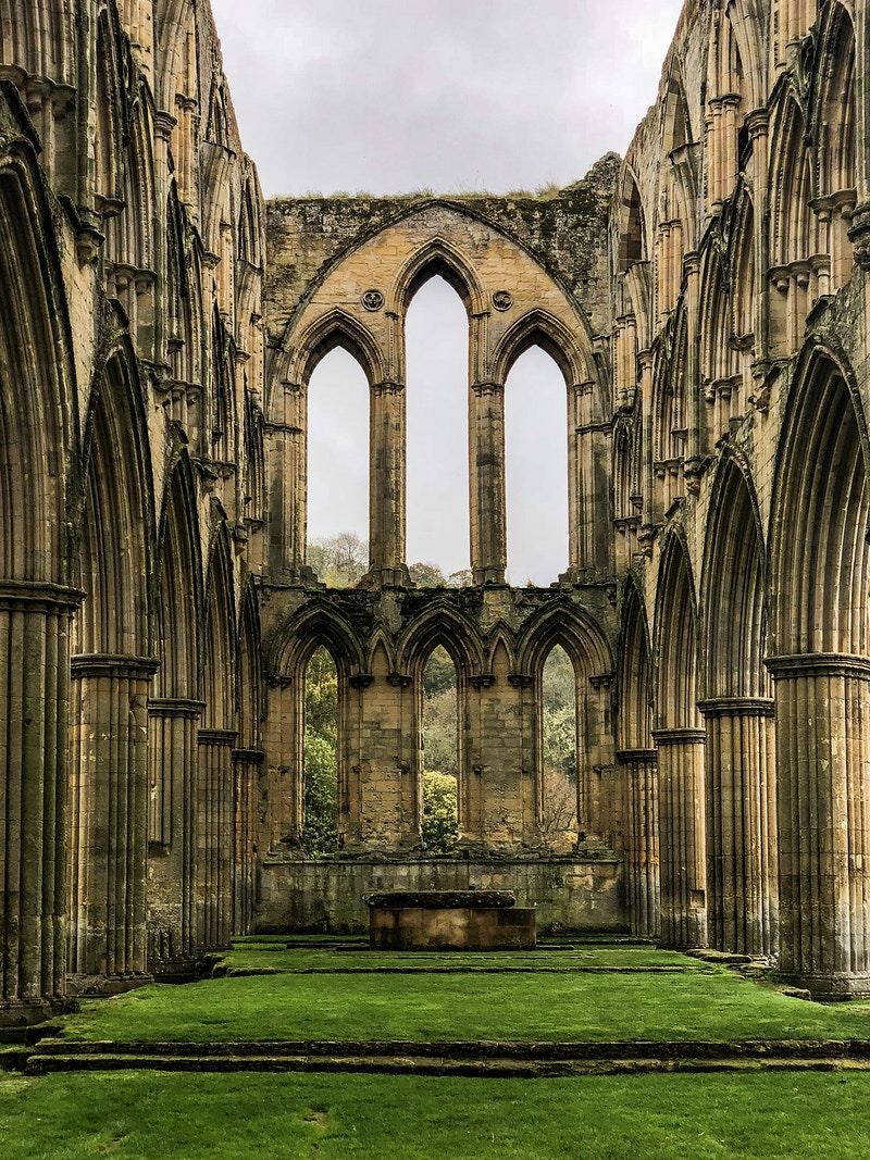 Rievaulx Abbey - Ben Ruset Photography