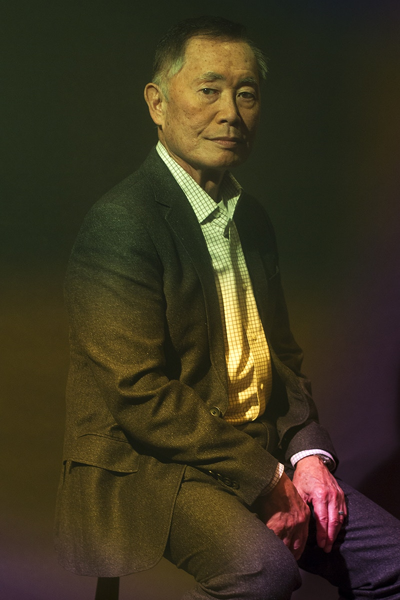 George Takei/Actor for Adweek - Ben Shaul