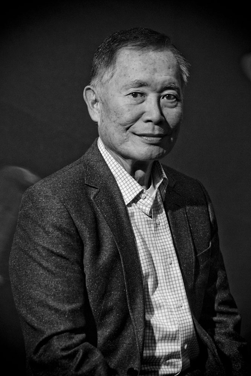 George Takei for Adweek - Ben Shaul
