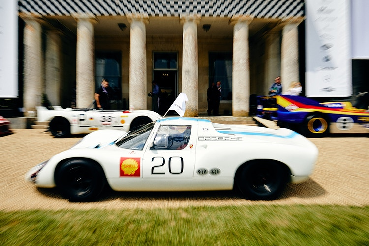 70ths Birthday Of Porsche - Bernason Sports