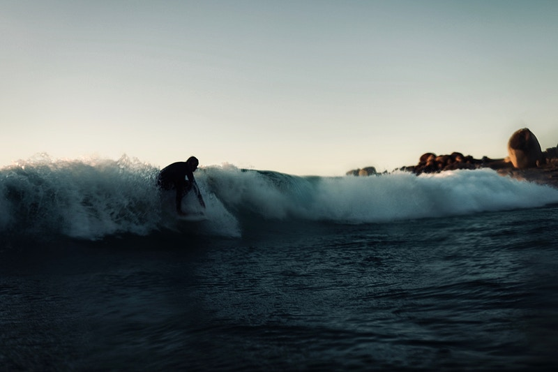 Surf In Llandudno South Africa - Bernason Sports