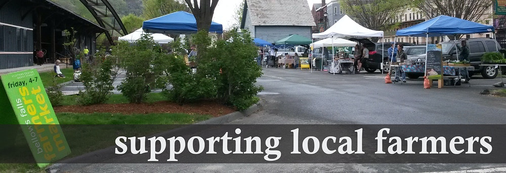 The Market: News - Bellows Falls Farmers Market