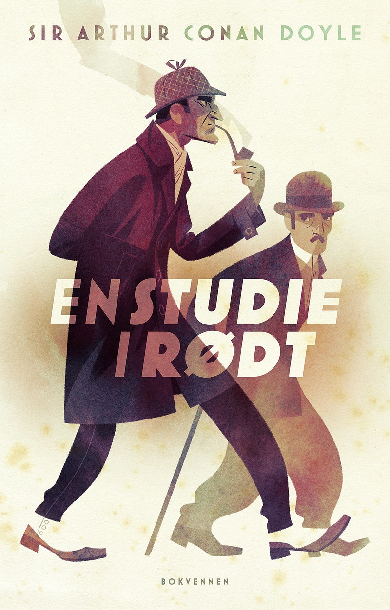 Sir Arthur Conan Doyle En Studie I Rodt - Christian Bloom