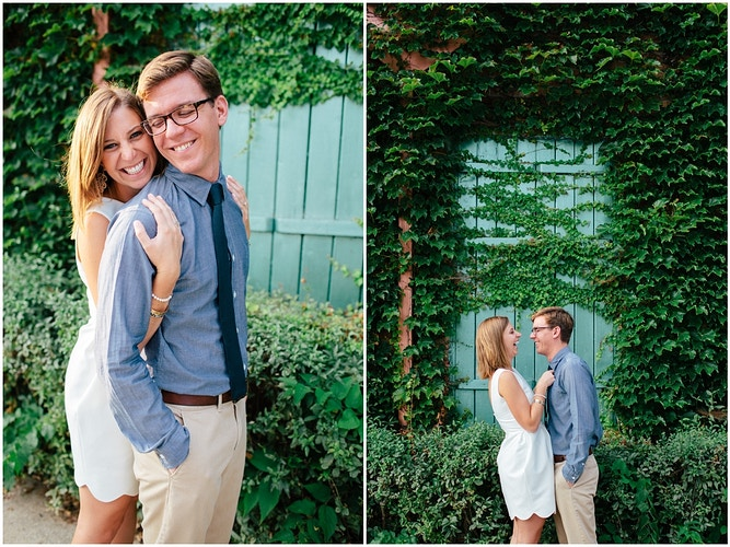 Engaged - Blossom Lane Photography