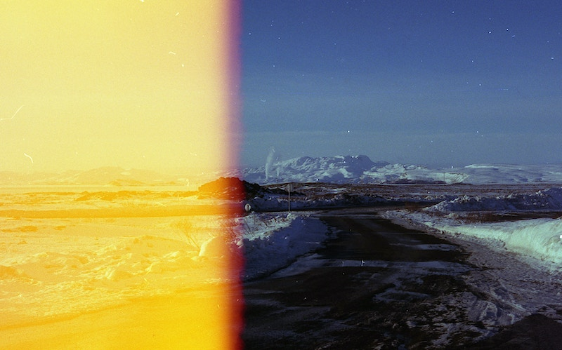 Ring Road Islandia 35mm - Triad Photo