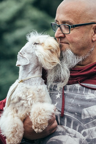 Dog Day Afternoon Photojournalism Portraiture Events Peopleresemblinganimals - Ben Owen-Browne ~ Story portraits and wedding photographer in Vienna and beyond