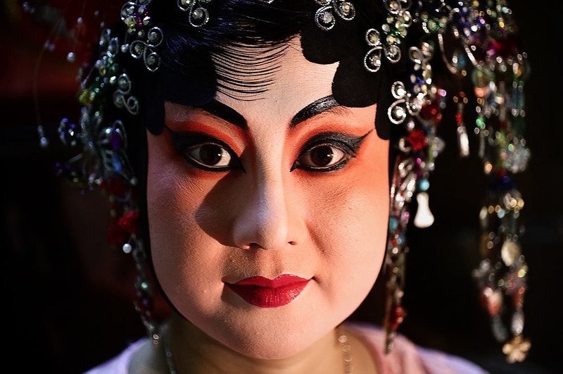 The 3 Baht Opera Reportage Portraiture Bangkok Culture Cheapnightout - Ben Owen-Browne ~ Story portraits and wedding photographer in Vienna and beyond