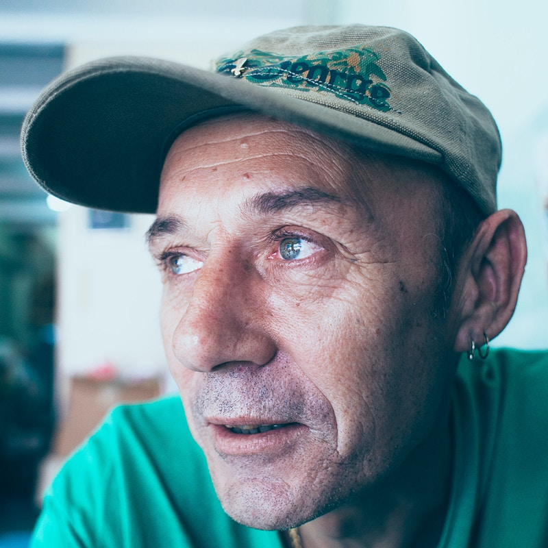 Green - Ben Owen-Browne ~ Story portraits and wedding photographer in Vienna and beyond