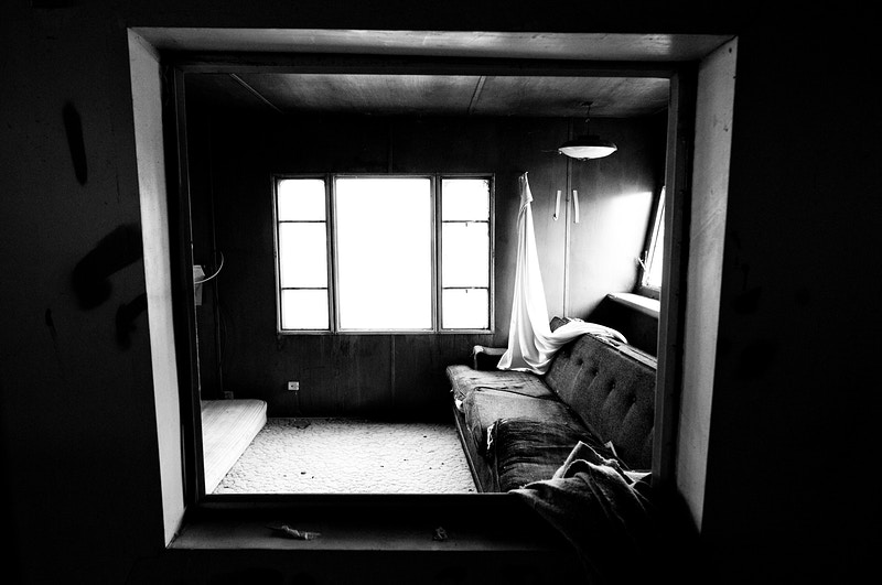 Abandoned Places - Cooley