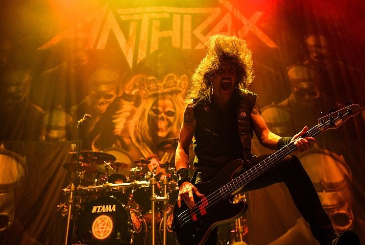 Anthrax - Brandon Magnus