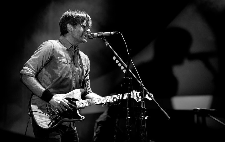 Death Cab for Cutie - Brandon Magnus