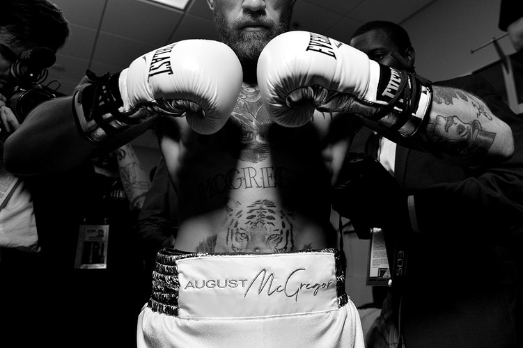 The Notorious Conor Mcgregor - Brandon Magnus