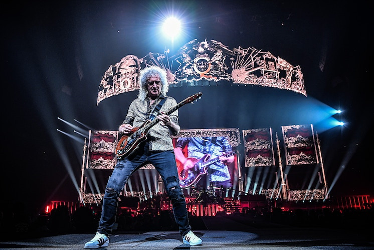 Brian May - Queen - Brandon Magnus