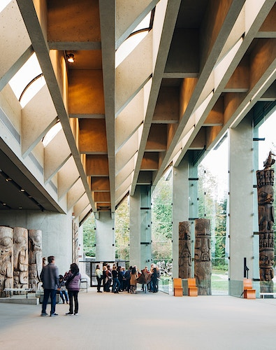 Museum Of Anthropology Arthur Erickson - Brendan Burden