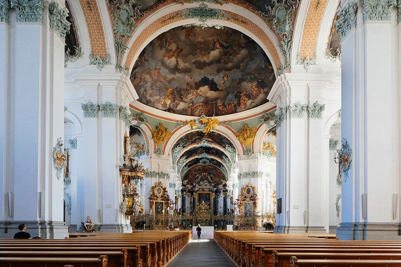 Abbey Of Saint Gall - Brendan Burden
