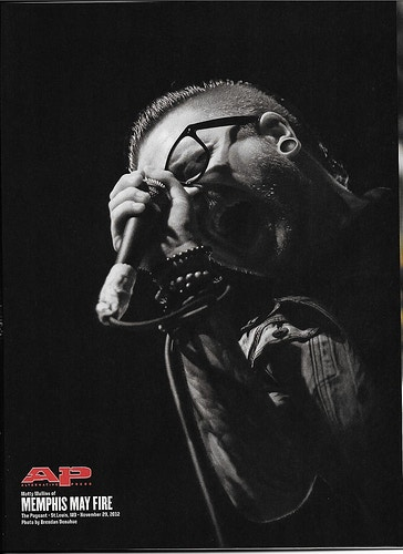 Issue 298 - Matty Mullins - Brendan Donahue Photography