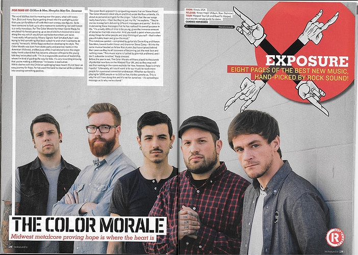 Issue 180 - The Color Morale - Brendan Donahue Photography