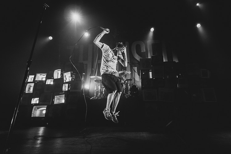 Bert McCracken - Brendan Donahue Photography