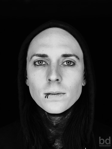 Motionless In White In This Moment Tour Portraits Iphone Only - Brendan Donahue Photography