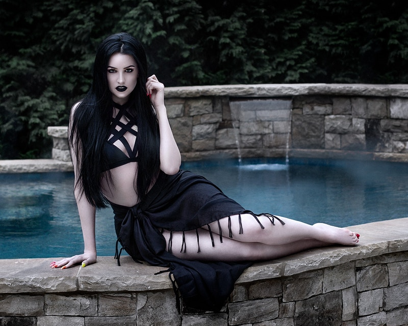 Angelica Rose Sea Witch - Brendan Donahue Photography