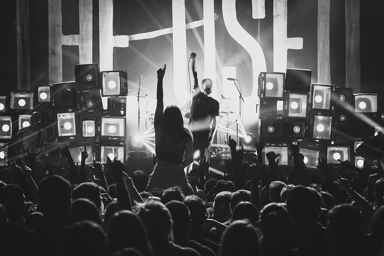 The Used - Brendan Donahue Photography