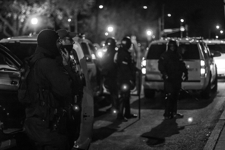 Ferguson Protests - Brendan Donahue Photography