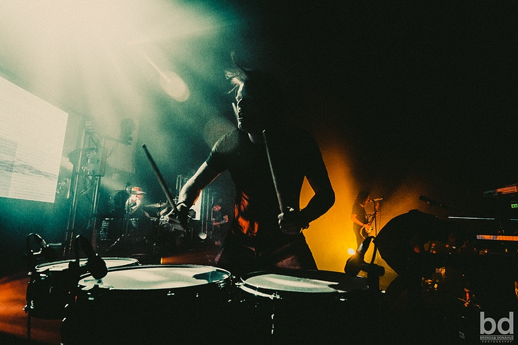 Underoath Self Help Festival And La Show - Brendan Donahue Photography