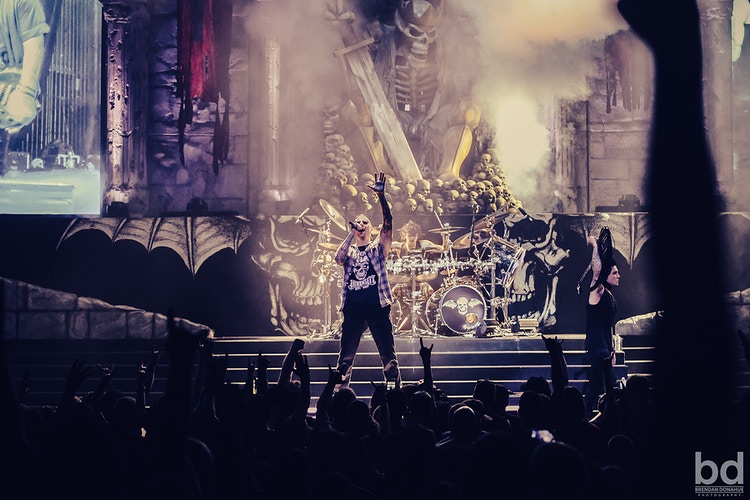 M Shadows - Brendan Donahue Photography