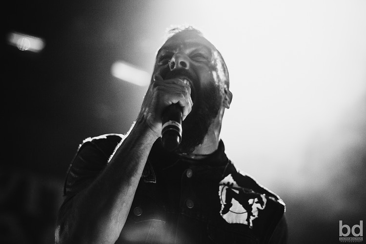 Killswitch Engage La 9316 - Brendan Donahue Photography