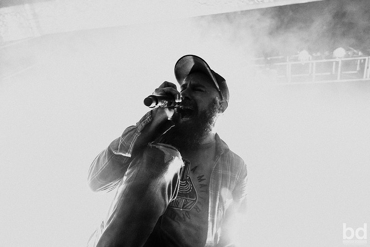 In Flames La Show 121016 - Brendan Donahue Photography