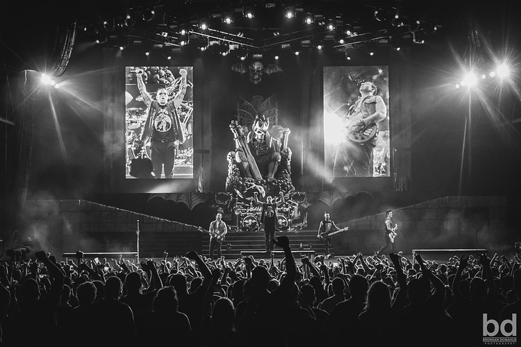 Avenged Sevenfold - Brendan Donahue Photography