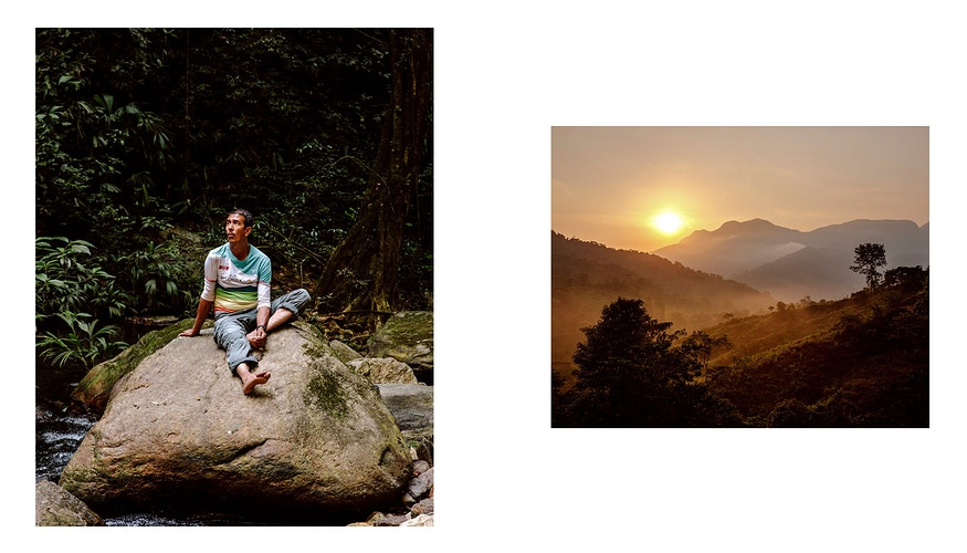 Colombia Enroute Magazine - Brian Flaherty
