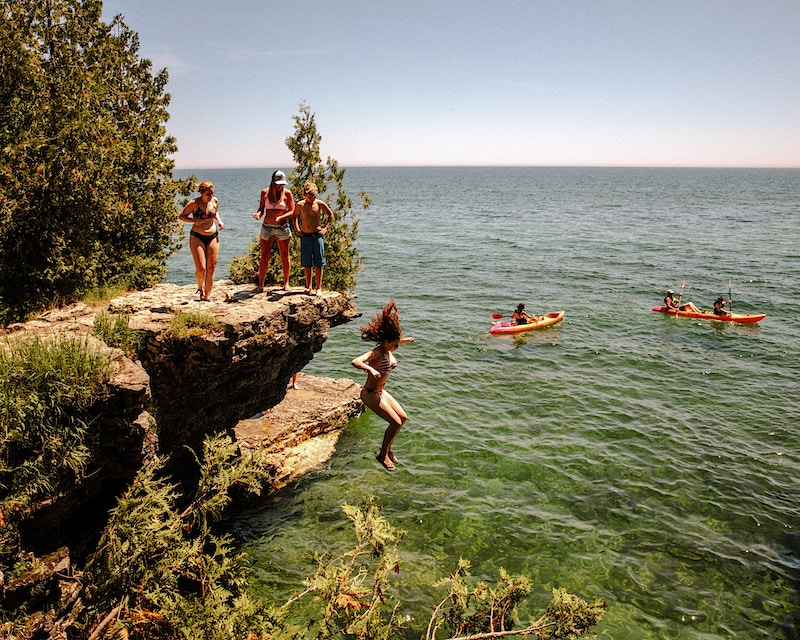 Door County Wi Airbnb Magazine - Brian Flaherty
