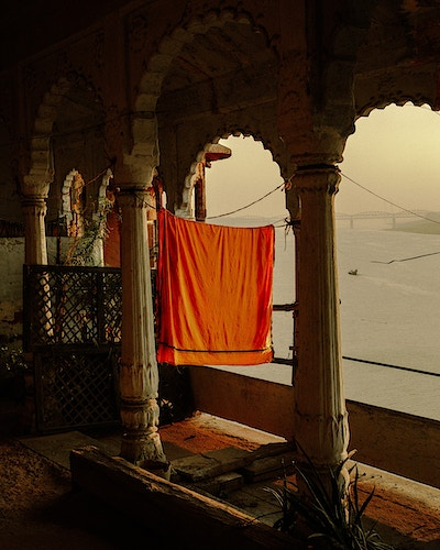 Red Sun India Personal - Brian Flaherty