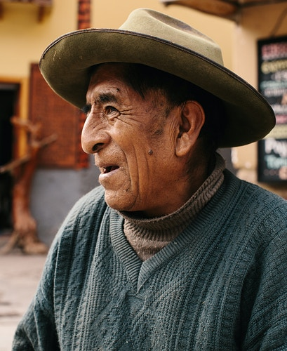 Notes From Peru - Brian Flaherty