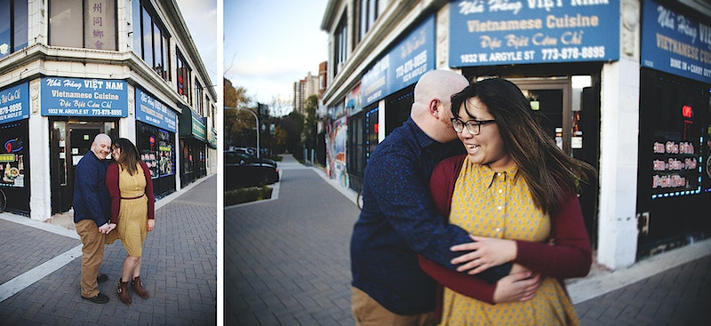 Christine And Adam Chicago Engagement - Bri Short Photography | Best Wedding Photographer in Chicago, Illinois