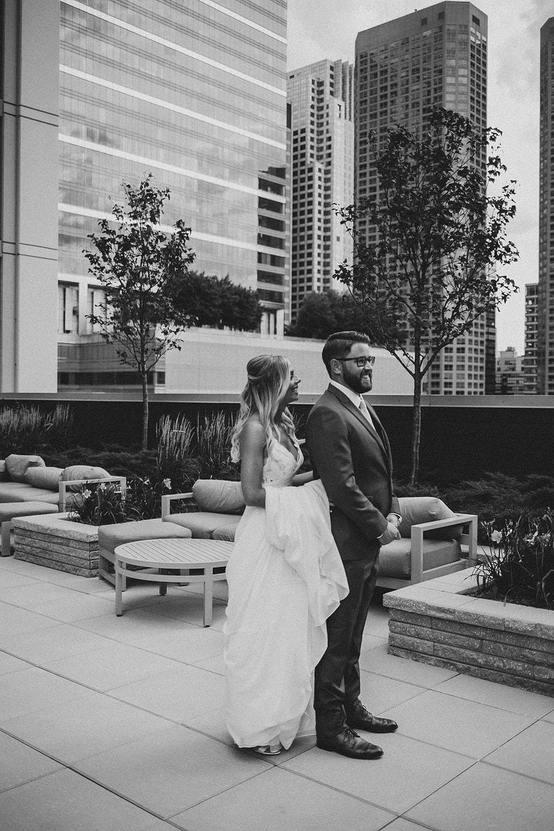 Kristine And Jay Chicago Downtown Wedding - Bri Short Photography   Best Wedding Photographer in Chicago, Illinois